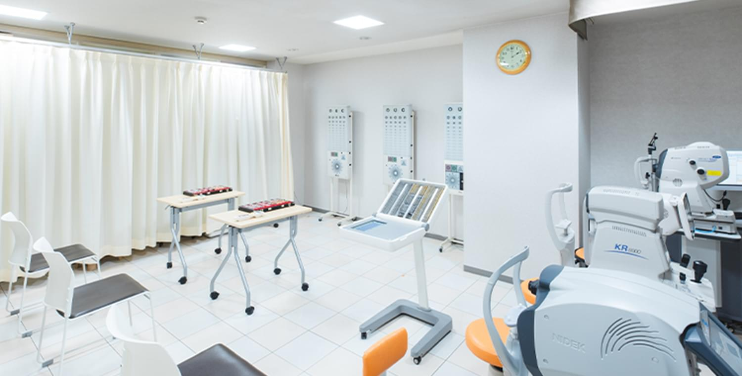 Hirabari eye clinic