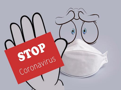 新型コロナウイルス感染を予防するため次の対策を行っています。