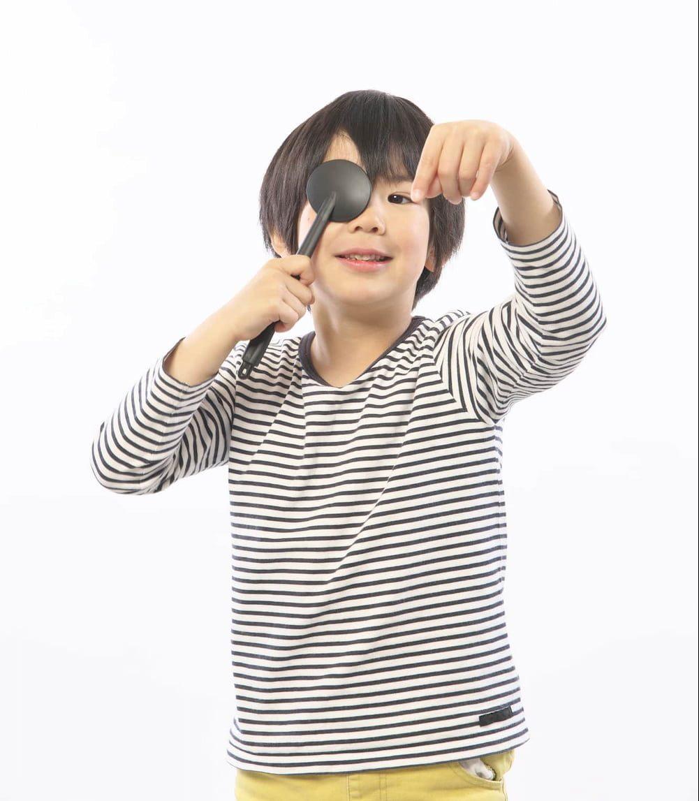 学校検診で視力低下を指摘されたら。